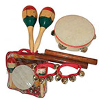 Kinder Drums & Percussion