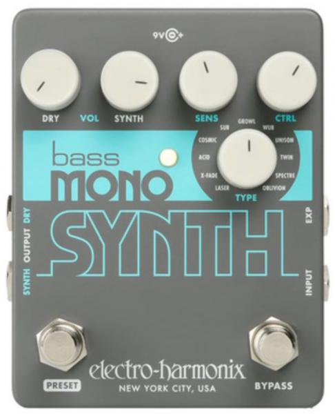 image Bass Mono Synth Bass Synthesizer