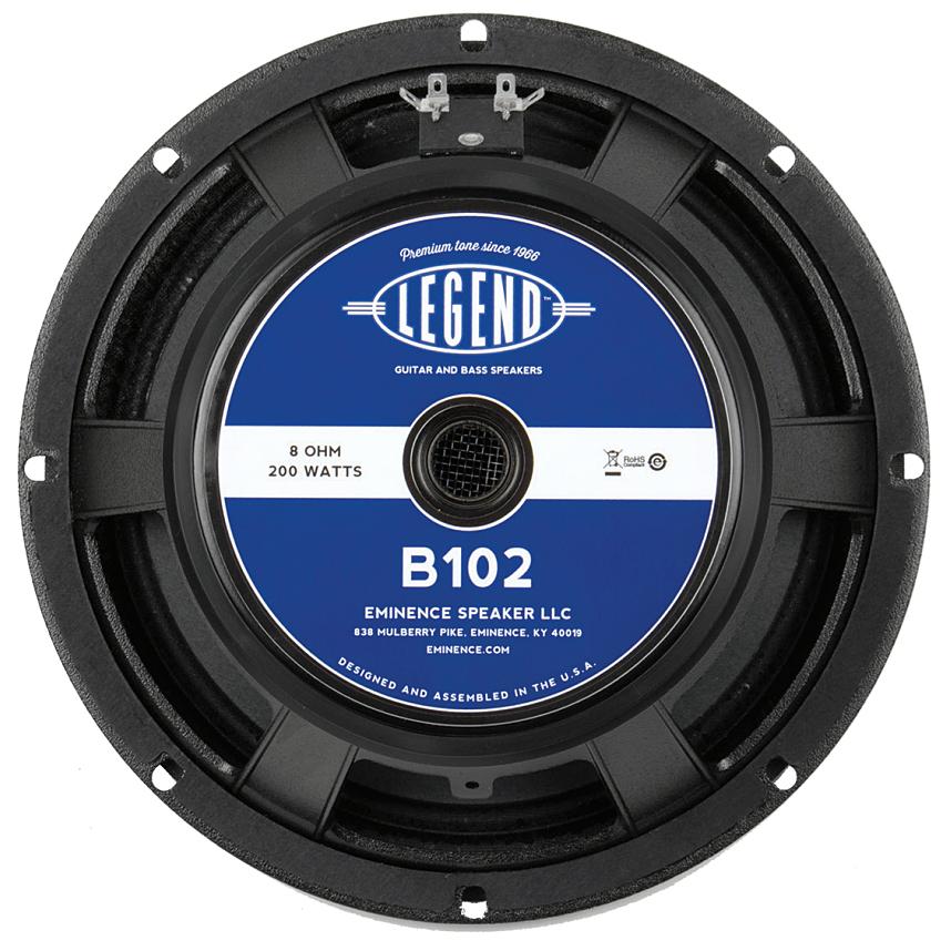 Legend B6 Bass Speaker 6 , 6w, 6 ohms