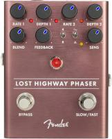 Modulation/chorus/flanger/phaser & tremolo effektpedal Fender Lost Highway Phaser