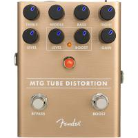 Overdrive/distortion/fuzz effektpedal Fender MTG Tube Distorsion