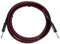 Kabel Fender Professional Instrument Cable, Straight/Straight, 10ft - Red Tweed