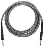 Kabel Fender Professional Instrument Cable, Straight/Straight, 10ft - White Tweed