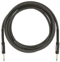 Kabel Fender Professional Instrument Cable, Straight/Straight, 10ft - Gray Tweed