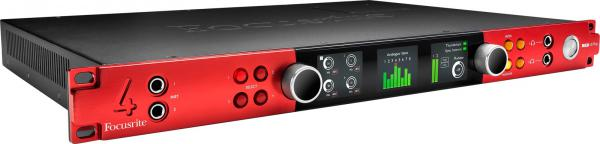 Thunderbold audio interface Focusrite Red 4Pre