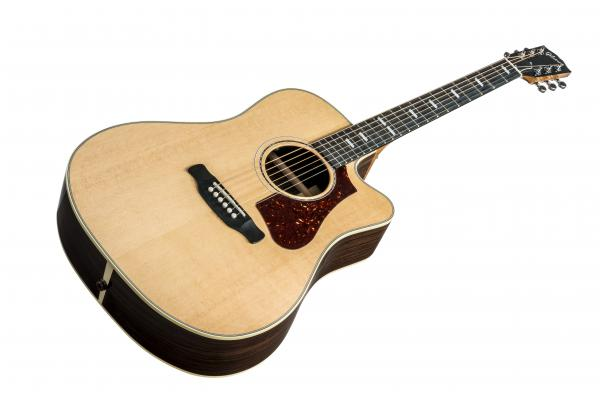 Westerngitarre & electro Gibson Hummingbird Rosewood AG 2018 - antique natural