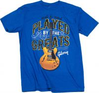 Played By The Greats T Royal Blue - M
