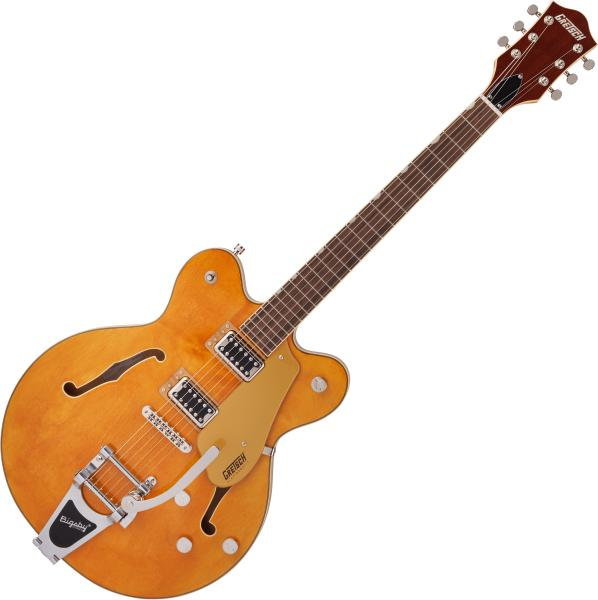 Semi-hollow e-gitarre Gretsch G5622T Electromatic Center Block Double-Cut with Bigsby - Speyside