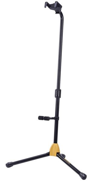 Gitarrenständer Hercules stand GS412B Plus Floor Single Guitar Stand