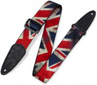 Gitarrengurt Levy's MDP-UK Polyester Guitar Strap