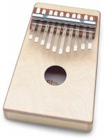 Schlagzeug schlagen Stagg Kid Kalimba 10 keys Natural