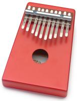 Schlagzeug schlagen Stagg Kid Kalimba 10 keys Red