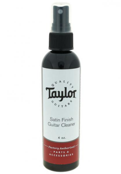 Care & cleaning gitarre Taylor Satin Guitar Cleaner 4 Oz
