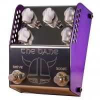 Overdrive/distortion/fuzz effektpedal Thorpyfx The Dane Overdrive Boost