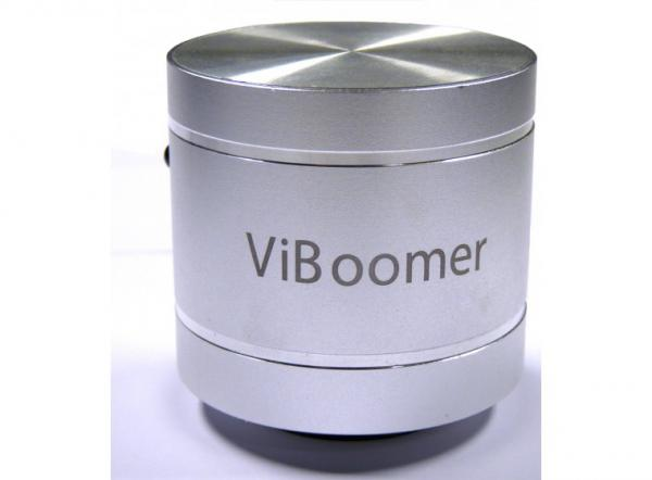 ios & mp3 dock Viboomer D2 Silver - Argent