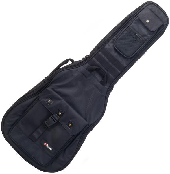 Westerngitarretasche X-tone Light Deluxe Acoustic Dreadnought Guitar Bag