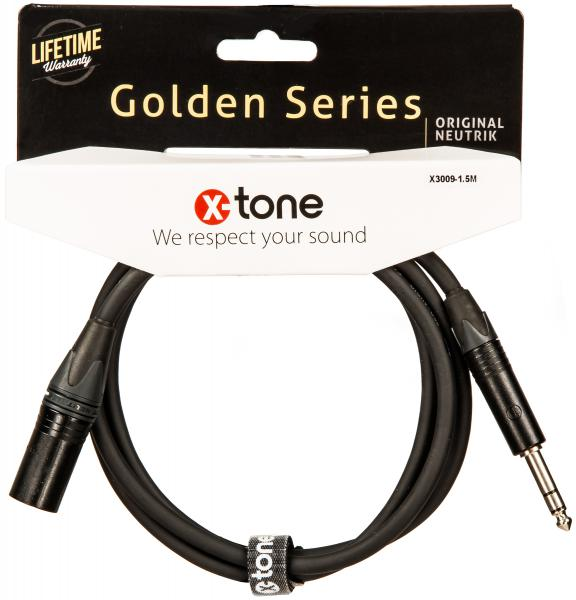 Kabel X-tone X3009-1.5M Cable 1.5m