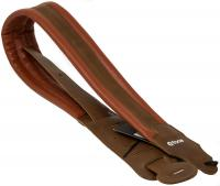 Gitarrengurt X-tone XG 3158 Leather Guitar Strap - Brown & Light Brown