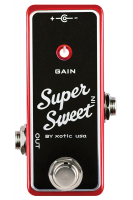 Volume/booster/expression effektpedal Xotic Super Sweet Booster