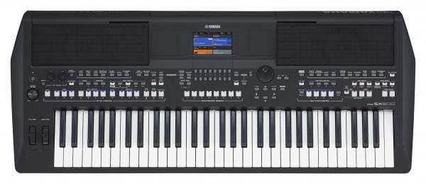 Entertainerkeyboard Yamaha PSR-SX600