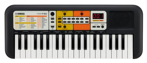 Entertainerkeyboard Yamaha PSS-F30